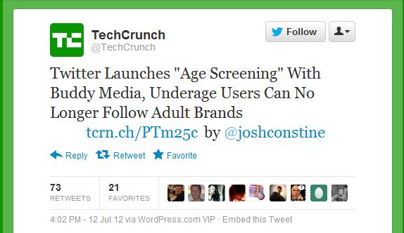 techcrunch tweet